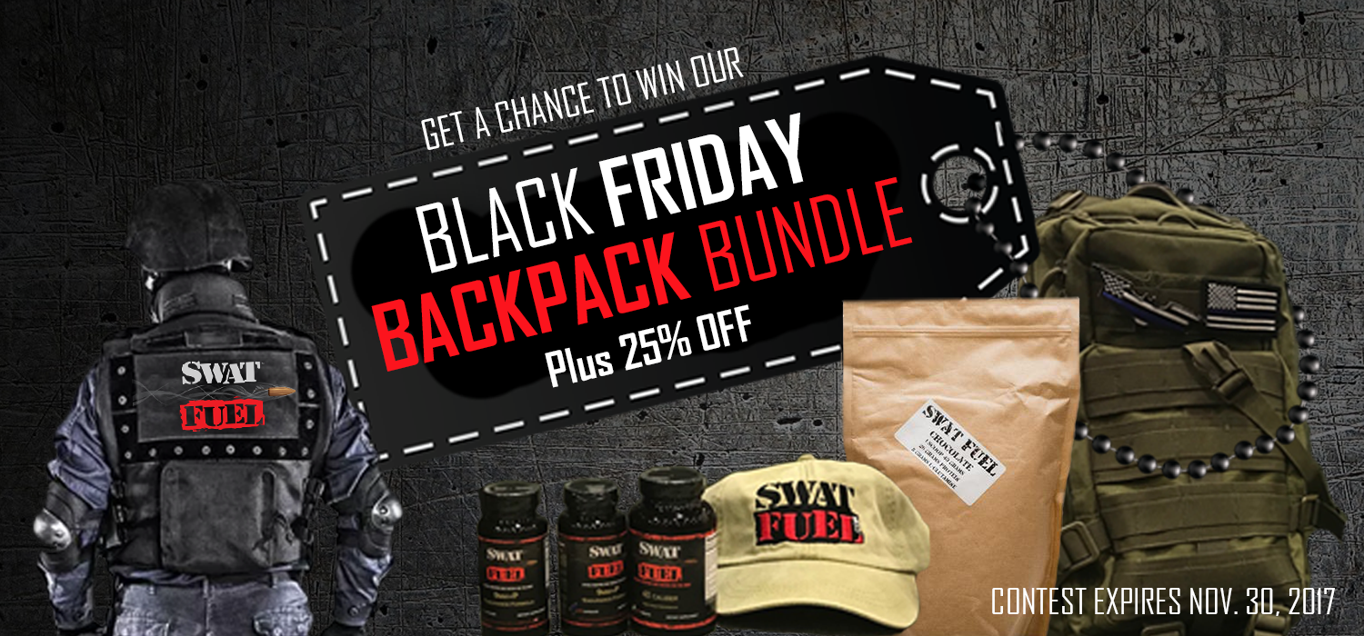 SWAT Fuel Black Friday Special