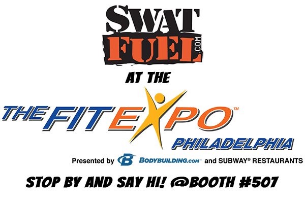 SWAT Fuel at The Fit Expo Philadelphia