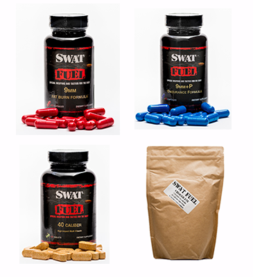SWAT Fuel Supplements Bundle