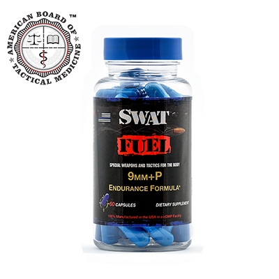 SWAT Fuel 9mm+P Endurance Formula!