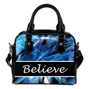 Believe shoulder handbag