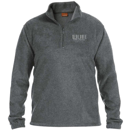DÉBLOQUE M980 1/4 Zip Fleece Pullover