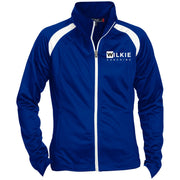Wilkie LST90 Ladies' Raglan Sleeve Warmup Jacket