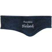 Thankful and blessed!  C910 Port Authority Fleece Headband