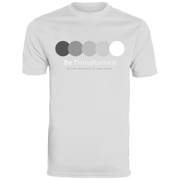 be transformed 790 Men's Wicking T-Shirt
