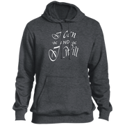 I can and I will ! Tall Pullover Hoodie