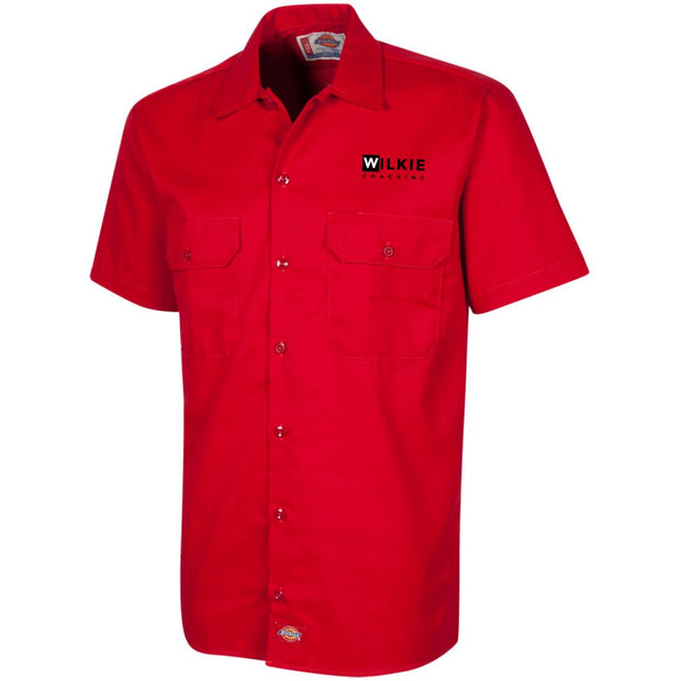 wilkie 1574 Men's Short Sleeve Workshirt