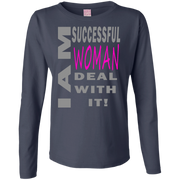 Successful woman!