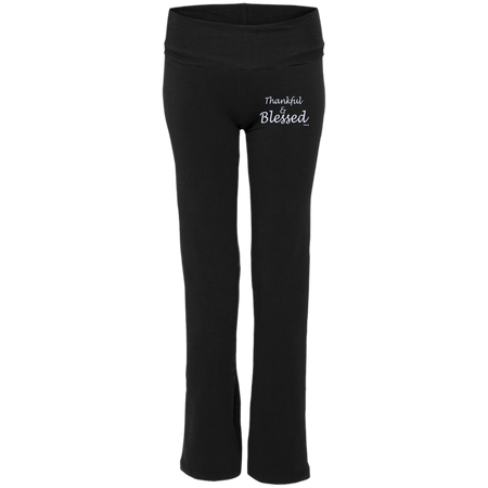 Thankful and blessed!  S16 Boxercraft Ladies' Yoga Pants