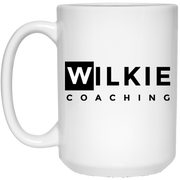 wilkie 21504 15 oz. White Mug