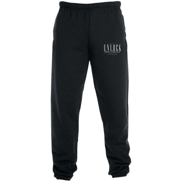 UNLOCK SUCCESS 4850MP  Sweatpants with Pockets