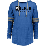 wilkie  229390 Ladies Hooded Low Key Pullover