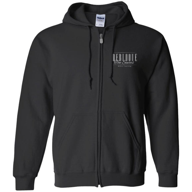 DÉBLOQUE G186 Zip Up Hooded Sweatshirt