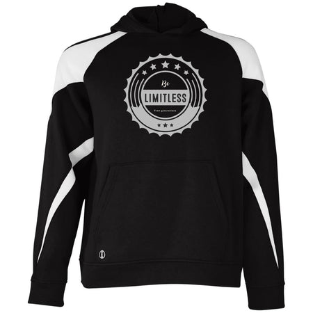 limitless circle 229646 Holloway Youth Colorblock Hoodie