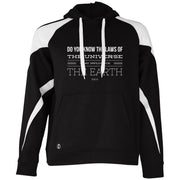 law of universe 229546 Colorblock Hoodie
