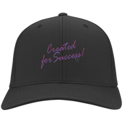Created for success !! Twill Cap