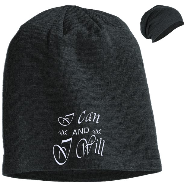 I can and I will ! Slouch Beanie