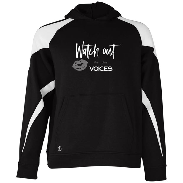 watch out 229646 Holloway Youth Colorblock Hoodie