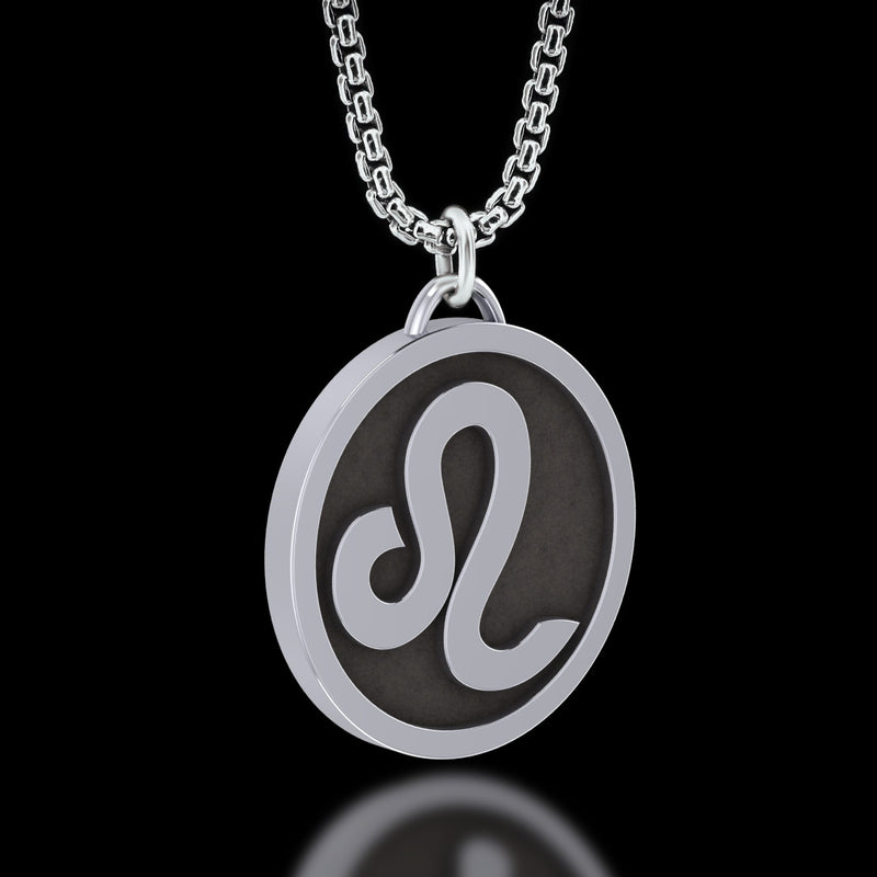 Zodiac - Leo Necklace - Twisted Love NYC