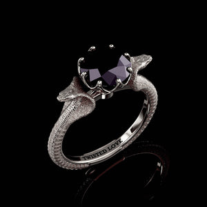 Cobra Ring - 1 Carat - Twisted Love NYC