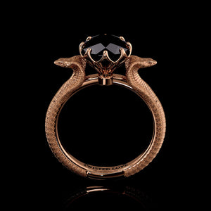 Cobra Ring - 2 Carat - Twisted Love NYC
