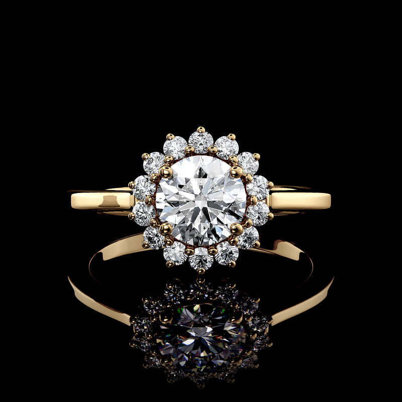 The Bella - 1 Carat