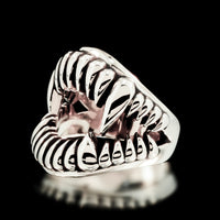 Fang Ring - Sterling Silver - Twisted Love NYC