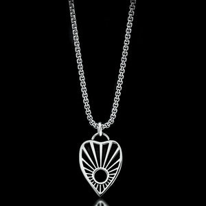 Ouija Necklace - Sterling Silver - Twisted Love NYC