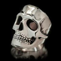 Misfit Skull Ring - Sterling Silver - Twisted Love NYC