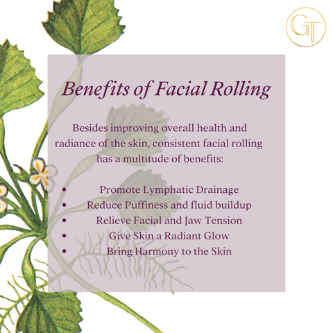 Benefits of Facial Rolling