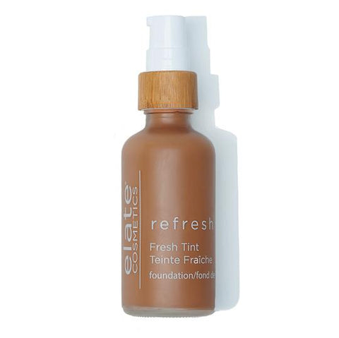 Elate FOUNDATIONS:  Refresh Foundation - RN7 clean beauty made in canada cruelty free sustainable clean natural