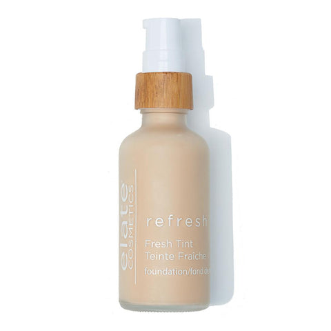 Elate Cosmetics - Refresh Foundation RW1 (Fairest) Clean, Vegan, Cruelty-Free Ingredients