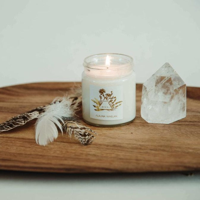 Alauna Whelan Handcrafted Luxury Goods - Clarity - Air Candle Made in Canada Soy Wax