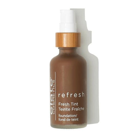 Elate FOUNDATIONS:  Refresh Foundation - RN8 clean, natural, made in canada, sustainable, cruelty-free