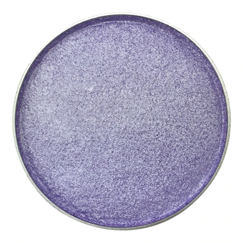 Pure Anada - Pressed Eye Colour - Crocus -lilac purple colour. made in canada, natural, clean, cruelty free.