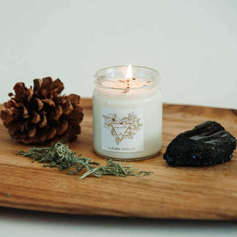Alauna Whelan Handcrafted Luxury Goods - Security - Earth Candle Soy Candle Made In Canada Cruelty Free Hand Made