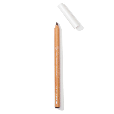 Elate EYES:  EyeLine Pencil - Hearth Sustainable, vegan smooth eyeliner pencil A low waste eyeliner with smooth application and all day wear.