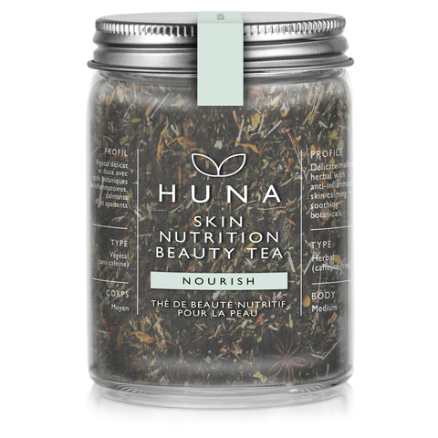 Huna - Nourish Skin Nutrition Beauty Tea Herbal Tea Organic Made in Canada