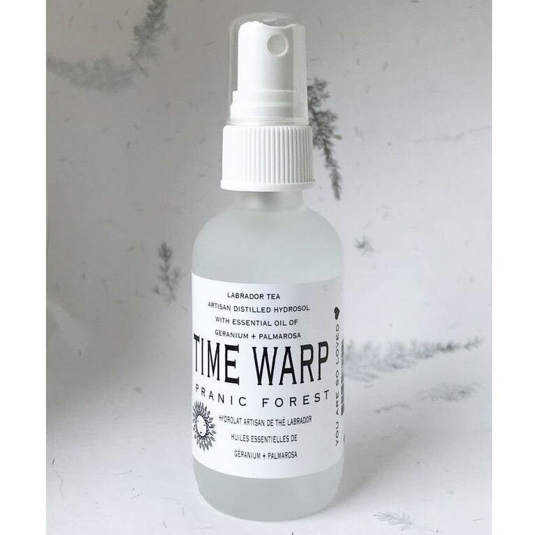 Pranic Forest - Time Warp Antioxidant Facial Mist