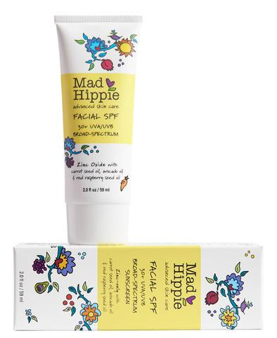 Mad Hippie Facial SPF Natural Sunscreen