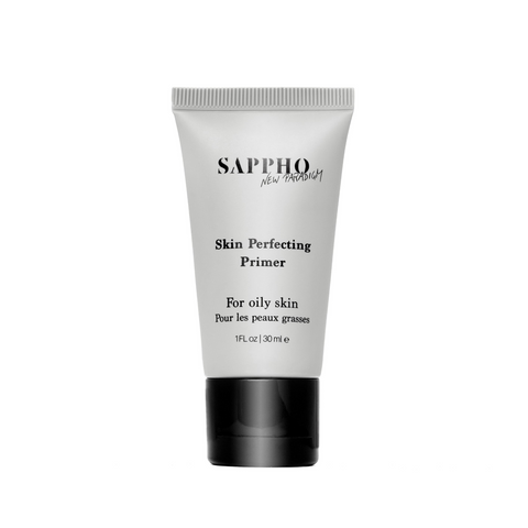SAPPHO - Skin Perfecting Primer - For Oily Skin made in canada, cruelty-free, natural, clean, best makeup primer