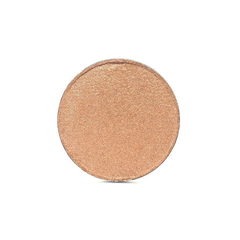 Elate Cosmetics - Create Pressed EyeColour in Quintenssence clean, natural, cruelty free, made in canada.  Quintessence is a pearly peach.