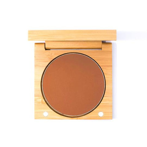 Elate FOUNDATIONS:  Pressed Foundation - PW7 clean beauty, natural cosmetics, made in canada, cruelty free cosmetics.