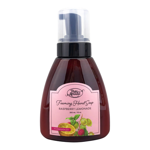 Pure Anada - Foaming Hand Soap - Raspberry Lemonade