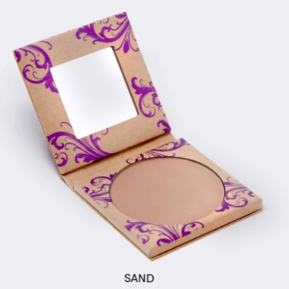 Sweet LeiLani Cosmetics - Finishing Mineral Powder - Fix & Finish - Sand