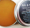 Ash & Thorn - Achy Breaky Body Plant infused salve traditionally used for arthritis, sore muscles, nerve pain, sciatica, sprains. Natural, clean, cruelty-free