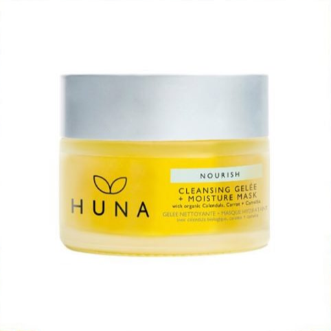 Huna - Nourish Cleansing Gelée + Moisture Mask