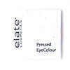 Elate EYES:  Pressed Eye Colour - Quintessence