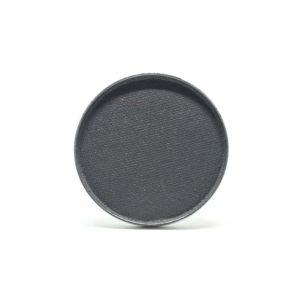 Elate Cosmetics - Create Pressed EyeColour in Shift clean, natural, cruelty free, made in canada.   Shift is a medium/dark matte grey.