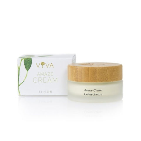 Viva Health Products - Amaze Cream clean skin care made in canada natural skincare